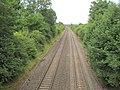Durston railway station (site), Somerset (geograph 5454699).jpg