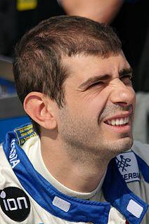 Dušan Borković Serbian racing driver and politician