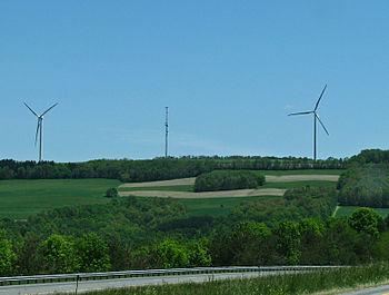 Dutch Hill Cohocton Wind Farm Wikipedia