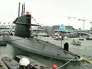 HNLMS <i>Zeeleeuw</i> (1987) Submarine