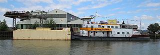 Binnenvaartmuseum Maritime museum in Dordrecht, Netherlands