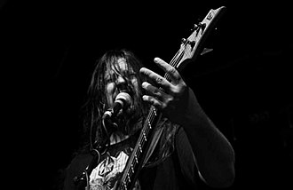 Dying Fetus - Bassist Sean Beasley joined the band in 2001 and has been one half of Dying Fetus' dual vocalist setup since joining.