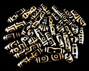 Dzi bead - Image: Dzibead