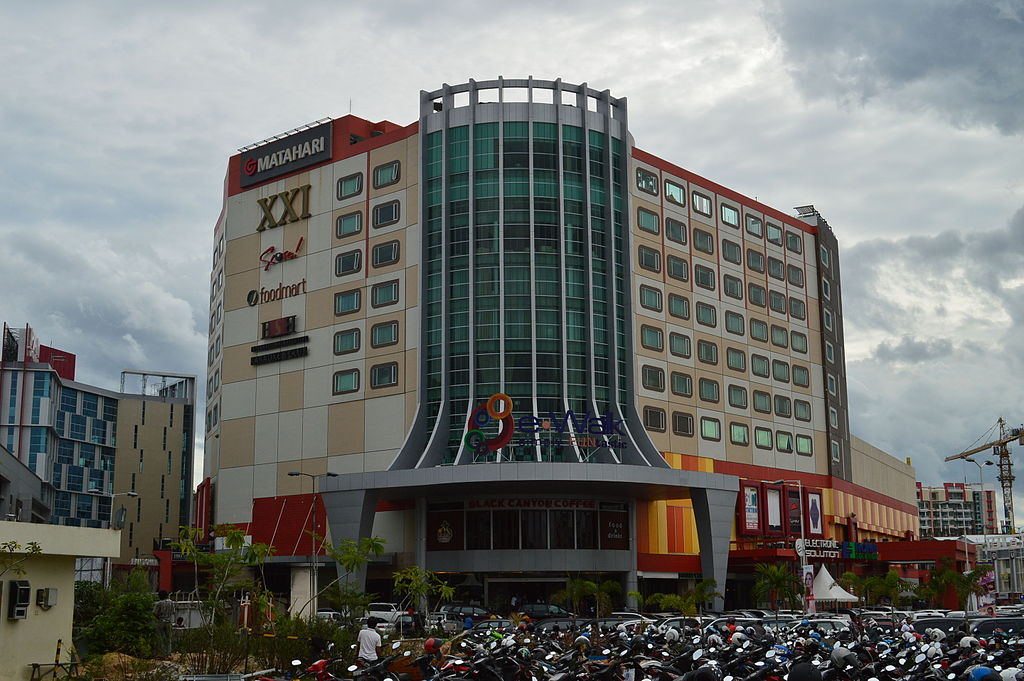 E-Walk shopping mall
