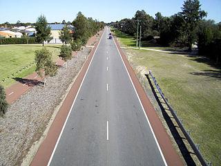 Gnangara Road road in Perth, Western Australia