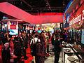 E3 2011 - 2K booth (5822679936).jpg