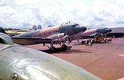 EC-47s 347th TEWS Pleiku 1968