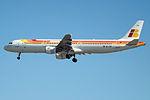 EC-ITN A321 Iberia (14829210103).jpg