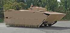 EFVC1 Expeditionary Fighting Vehicle