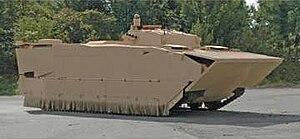 Expeditionary Fighting Vehicle - EFVC1