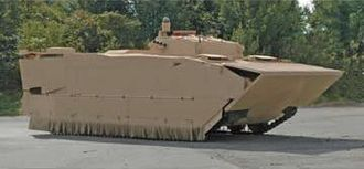 Expeditionary Fighting Vehicle - EFVC1