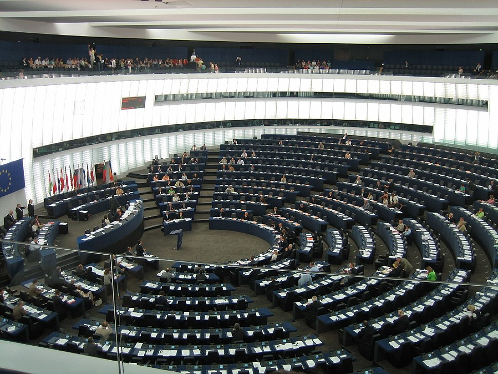 EP Strasbourg hemicycle l-gal