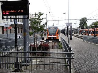 Rail transport in Estonia
