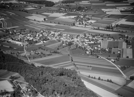 Aerial view (1970)
