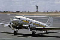 C-47 компании East African Airways Corp. (EAAC)