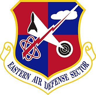 Eastern Air Defense Sector - Image: Eastern Air Defense Sector emblem