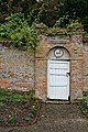 Easton Lodge Gardens, Little Easton, Essex, England ~ walled garden southeast gate.jpg