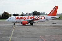 G-EZAL - A319 - EasyJet