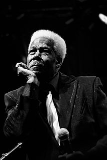 Eddie Floyd American soul-R&B singer and songwriter