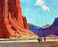 Edgar Payne Riders in Canyon de Chelly.jpg