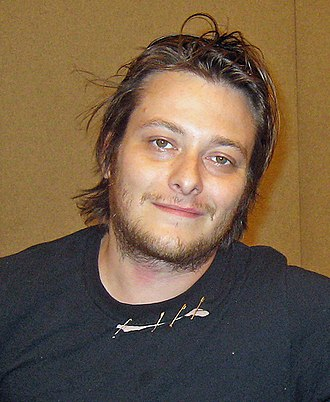 Edward Furlong - Furlong at London Film Con, 2009