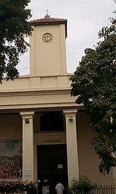 Devanture église Gorée