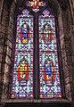Eglise saint Désiré. Vitrail du choeur. (3).jpg