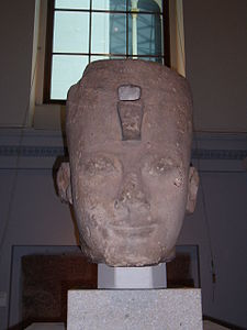 Egypt, Royal head of the early New Kingdom, British Museum EA 1238.jpg