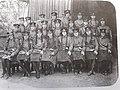 Ehrendamen - freiwillige Feuerweh Böhmisch Liebau 1930.jpg