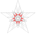 Eighteenth stellation of icosidodecahedron pentfacets.png