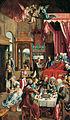 El nacimiento de la Virgen María - Jacob Cornelisz. van Oostsanen.jpg