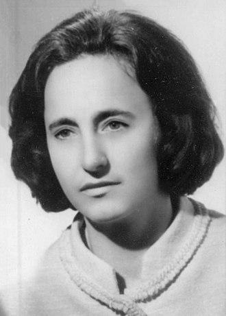Elena Ceaușescu - Image: Elena Ceausescu portrait