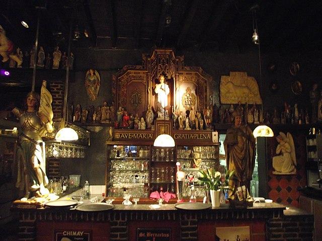 Met Bar Cafe Boston