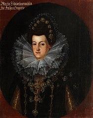 Portrait of Elisabeth Fugger