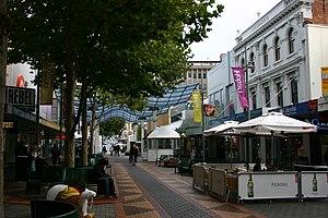 Elizabeth Street Mall - Elizabeth Street Mall