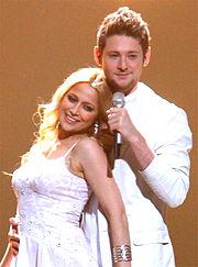 Azerbaijani singers ell &; nikki won the 2011 eurovision song contest