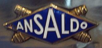 Gio. Ansaldo & C. - Ansaldo logo