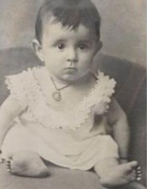 Emma Morano - Morano in 1900