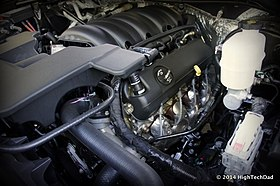 Engine - 2015 GMC Yukon Denali (14489518072).jpg