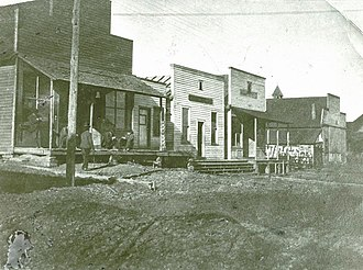 Englewood, Tennessee - Englewood in 1907
