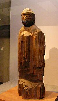 Enku Buddha Tokyo.JPG
