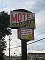 Ensiegne du Motel Champlain - panoramio.jpg