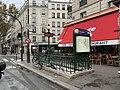 Entrée Station Métro Charonne Paris 5.jpg