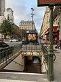 Entrée Station Métro Trinité Estienne Orves Paris 7.jpg