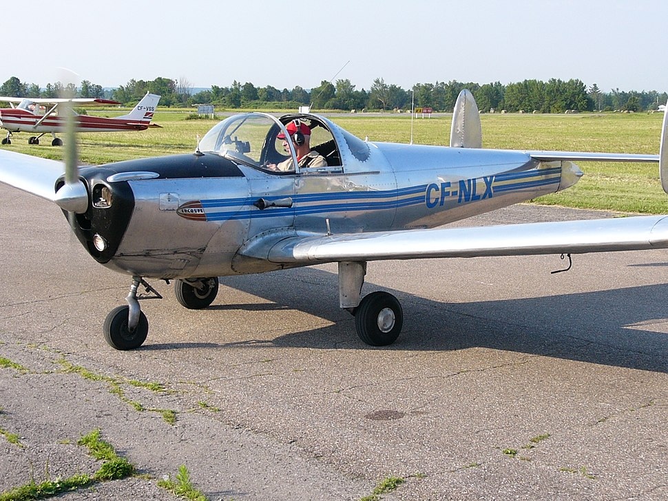 Erco F-1 Ercoupe CF-NLX 02