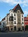 "Erfurt- Bibliothek zum ""Goldnes Einhorn"" (Erfurt- the library in the ""golden unicorn"") - geo.hlipp.de - 14170.jpg"