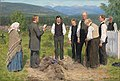 Erik Werenskiold - Peasant Burial - Google Art Project.jpg