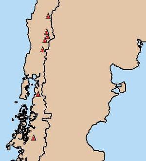 Andean Volcanic Belt - Image: Erupcionesdelsur