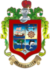 Coat of arms of Manzanillo