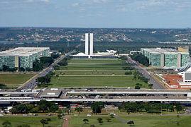 Esplanada dos Ministérios, Brasília DF 04 2006 (modificada)